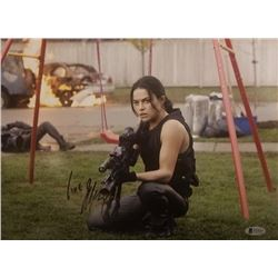 Michelle Rodriguez Autographed Signed Photo