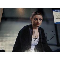 Mila Kunis Autographed Signed Photo