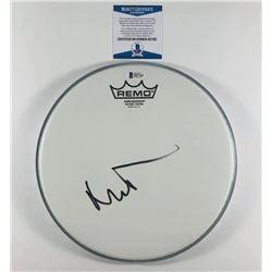Nick Mason Autographed Signed Drum