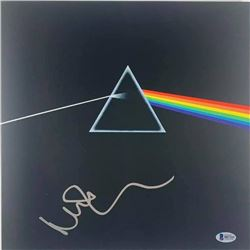 Nick Mason Autographed Signed Vinyl