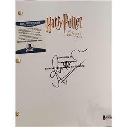 Rupert Grint Autographed Signed Script Cover