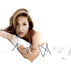 Angelina Jolie Autographed Signed Photo