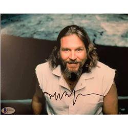 Jeff Bridges Autographed Signed Photo