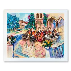 Michael Rozenvain, Hand Signed Limited Edition Serigraph on Paper with Letter of