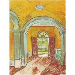 Van Gogh - Entrance To The Hospital