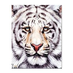 """""""Bengal"""" Limited Edition Giclee on Canvas by Martin Katon, Numbered and Hand Sig"""