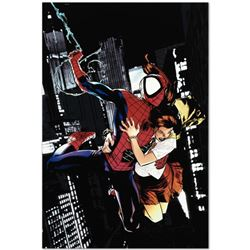 "Marvel Comics ""Ultimatum: Spider-Man Requiem #1"" Numbered Limited Edition Giclee"