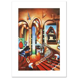 """""""Conclave of the Masters"""" Limited Edition Giclee on Canvas by Ferjo, Numbered an"""