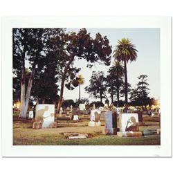 "Robert Sheer, ""Graveyard Spirits"" Limited Edition Single Exposure Photograph, Nu"