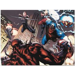 """Marvel Comics """"Ultimate Spider-Man #126"""" Numbered Limited Edition Giclee on Canv"""