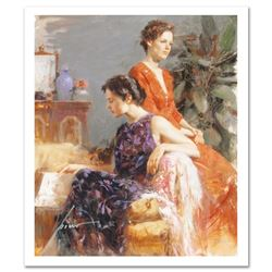 "Pino (1939-2010) ""Lazy Afternoon"" Limited Edition Giclee. Numbered and Hand Sign"