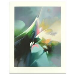 """Thomas Leung, """"Effervescence"""" Limited Edition, Numbered and Hand Signed with Let"""