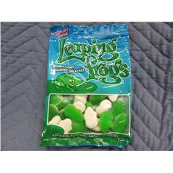 LEAPING FROG GUMMY CANDY (120 G) - PER BAG