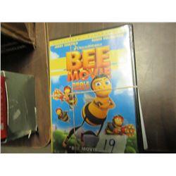BUNDLE OF 8 DVD'S INCLUDING BEE MOVIE, ETC