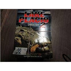 BUNDLE OF 8 DVD'S INCLUDING LAKE PLACID, ETC
