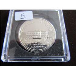1873 - 1973 CANADA PEI DOLLAR