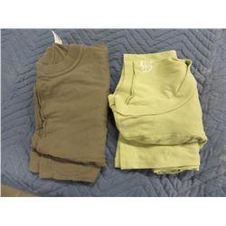 2 - LADIES T-SHIRTS (SIZE XL)