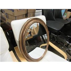 """OVAL MIRROR (APPROX. 24"""" X 30"""")"""