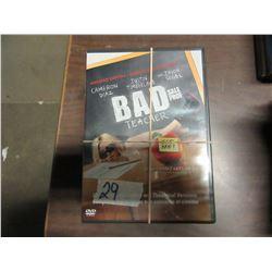 BUNDLE OF 8 DVD'S INCLUDING BAD, ETC