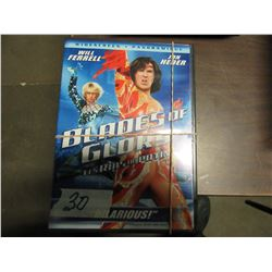 BUNDLE OF 8 DVD'S INCLUDING BLADES OF GLORY, ETC