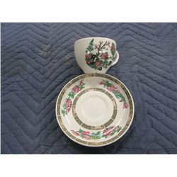 COLLECTIBLE:  WEDGEWOOD CUP & SAUCER
