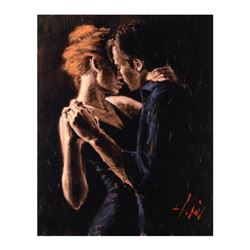 """Fabian Perez """"Baladas Buenos Aires"""" Limited Edition Giclee On Canvas"""