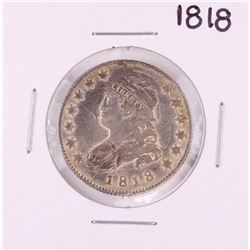 1818 Capped Bust Quarter Coin