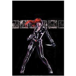 "Marvel Comics ""Secret War #4"" Limited Edition Giclee"