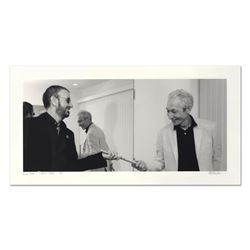 "Rob Shanahan ""Ringo Starr & Charlie Watts"" Limited Edition Giclee"