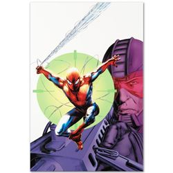 """Marvel Comics """"Heroes For Hire #6"""" Limited Edition Giclee"""