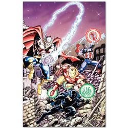 "Marvel Comics ""Avengers #21"" Limited Edition Giclee"