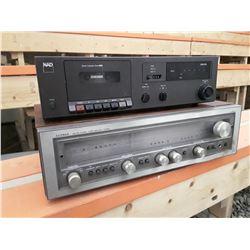 199 - 2 piece stereo Equipment