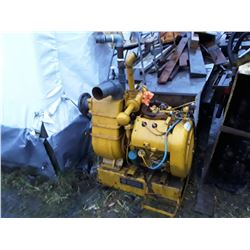 213 - Wisconsin Pump model VG40