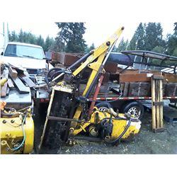 214 - 1993 BocqFord Flair Mower B457