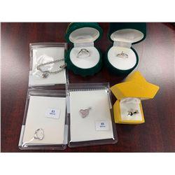 Ladies 6-Piece Jewellery Set