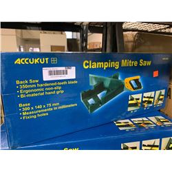Accukut Clamping Mitre Saw