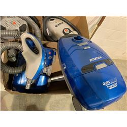 Kenmore Intuition Canister Vacuum-RECONDITIONED, TESTED, WORKING