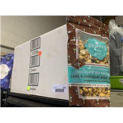 Case of Skippy's Original Chocolate Sea Salt Crunch Popcorn (18 x 225g)