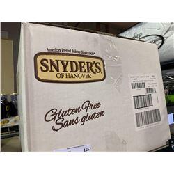 Case of Snyder's Gluten Free Mini Pretzels (12 x 220g)
