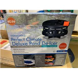 K&H Thermo-Pond Perfect Climate Deluxe Pond De-Icer