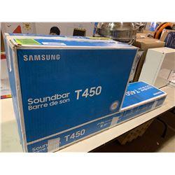 Samsung Soundbar - Model: T450