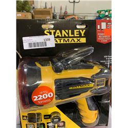 Stanley Lithium Ion Rechargeable Spotlight