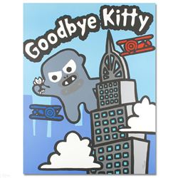 """Goodbye Kitty"" Limited Edition Lithograph (32.5"" x 42"") by Todd Goldman, Number"