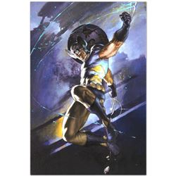 "Marvel Comics ""Uncanny X-Men #539"" Numbered Limited Edition Giclee on Canvas by"