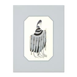 "Erte (1892-1990), ""Gaby Desly"" Limited Edition Serigraph, Numbered and Hand Sign"