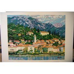 "Howard Behrens ""Bellagio Hillside """