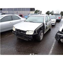 1999 Volkswagen Jetta