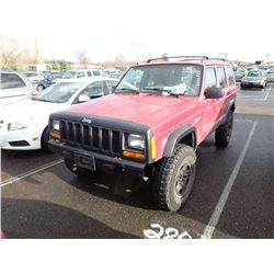 1998 Jeep Cherokee