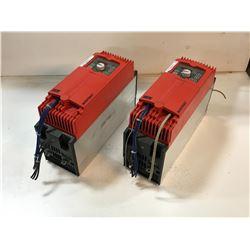 (2) SEW EURODRIVE MC07A075-5A3-4-00 MOVITRAC DRIVE