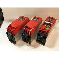 (3) SEW EURODRIVE MC07A055-5A3-4-10 MOVITRAC DRIVE